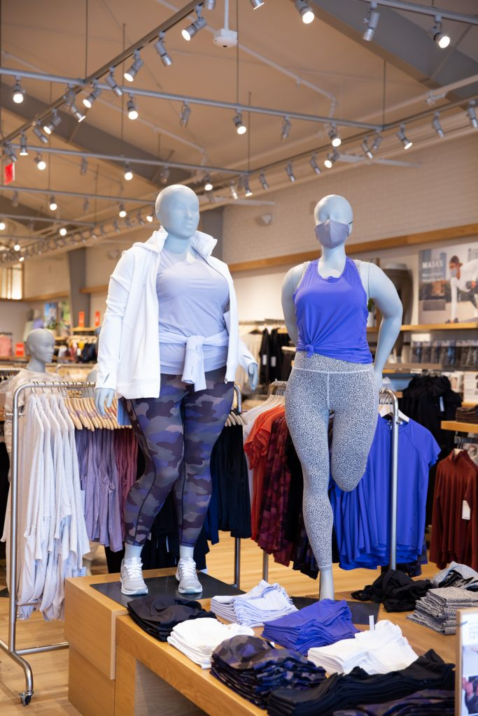 Athleta extended sizes- more plus size activewear options to chose from