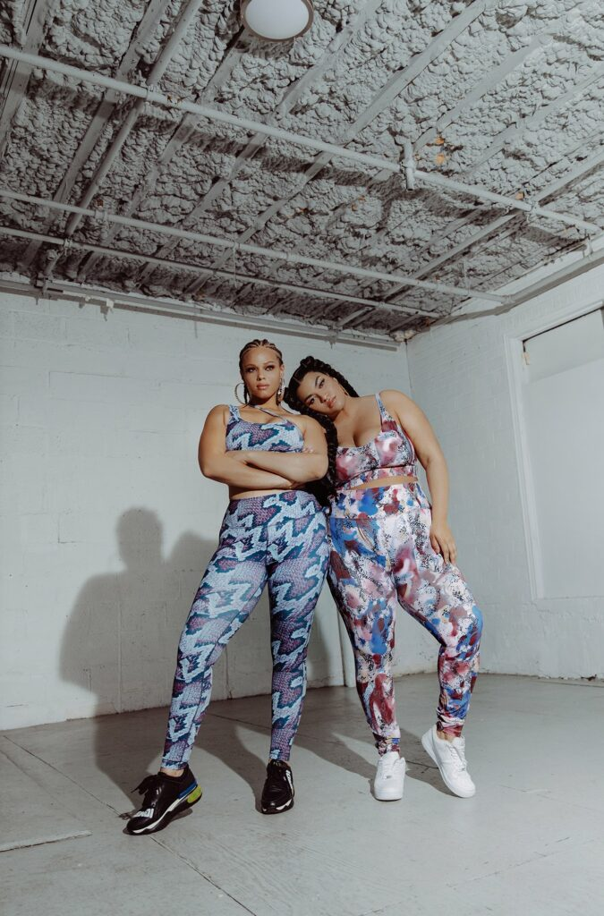 Rebdolls Latest Athleisure Collection
