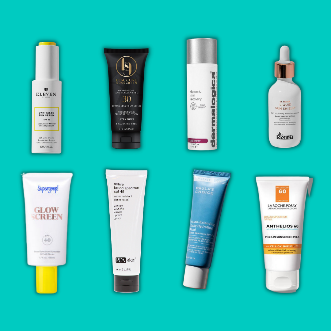 Protect Your Skin with these 8 sunscreens